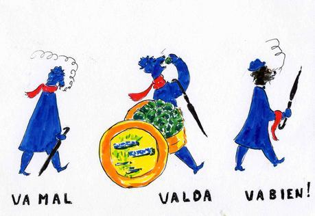 15)Valda