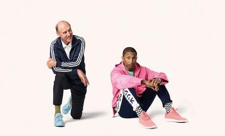 Peut-on craquer pour la collab entre Pharrell Williams et Stan Smith?