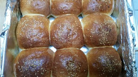 Pains farcis - stuffed bread