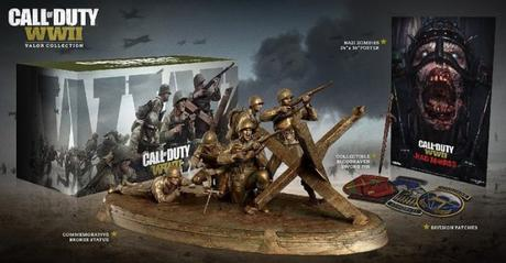 Call Of Duty WWII  – Voici le collector