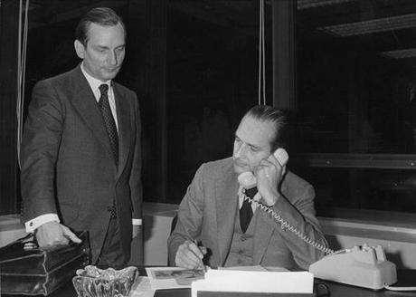 Jérôme Monod, l'ombre de Jacques Chirac