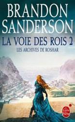 SANDERSON Brandon – La Voie des Rois
