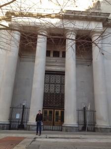une banque à Dallas