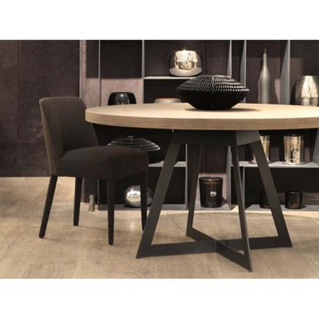table ronde salle a manger table ronde extensible paperblog. Black Bedroom Furniture Sets. Home Design Ideas