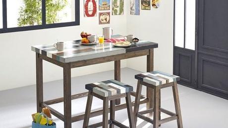 Table Haute De Cuisine Table Cuisine Pas Cher à Découvrir