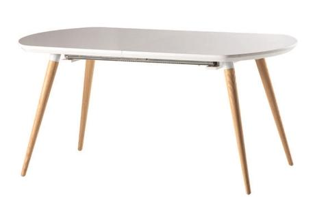 Table Avec Rallonge Table Salle A Manger Extensible A Voir