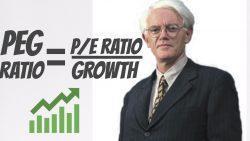 Le PEG, le ratio popularisé par Peter Lynch
