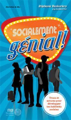 Socialement génial !, Stéphanie Deslauriers, Midi trente