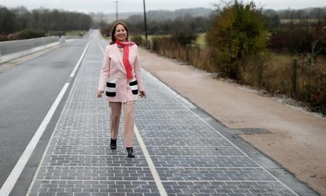 Projet Normandie Sol – Une Autoroute Solaire