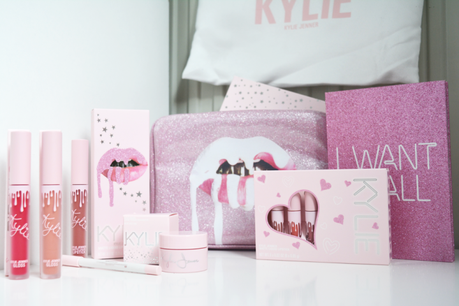 Présentation de la Collection Birthday par KylieCosmetics !
