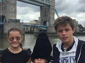 Vacances d'été Londres