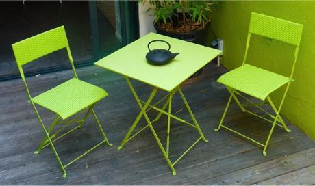 Table Chaise Exterieur Pas Cher Fauteuil Jardin Paperblog