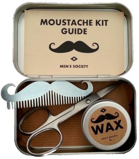kit Pour la Moustache