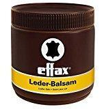 EFFAX Baume pour cuir (Incolore, pot 500ml)