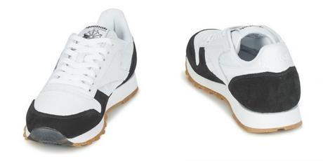 Reebok, classic leather SPP - sneakers blanches en cuir pour Hommes