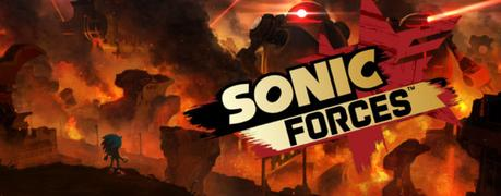 Sonic Forces sera disponible le 7 novembre !