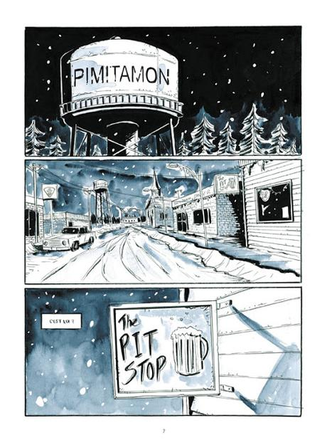 « Winter Road » par Jeff Lemire : l'alternative excellence.