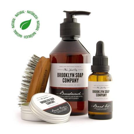 Kit entretien barbe BROOKLYN SOAP COMPANY à 49,90€