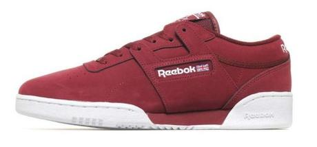 sneakers rouge Homme