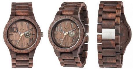WeWood - Edition Limitée - Top 5 des montres en bois