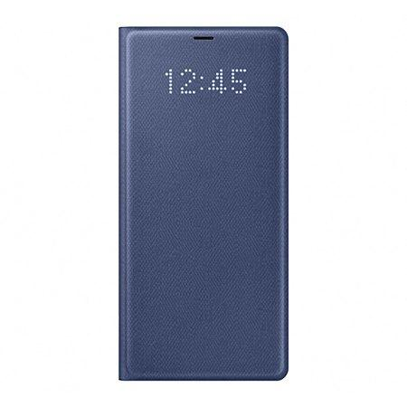 LED View Cover Officielle Samsung Galaxy Note 8 – Bleu sombre