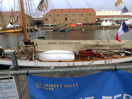 Les grandes voiles du Havre : la fin