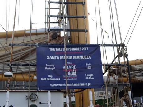Les grands voiliers aux 500 ans du Havre