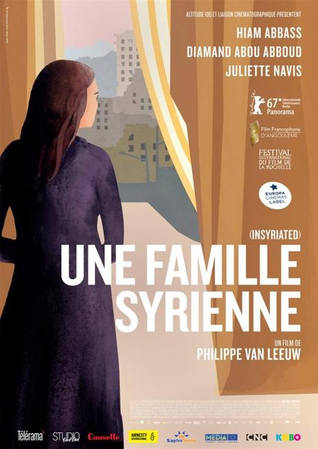 Une famille syrienne (Insyriated)