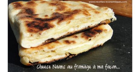 naans et cheese naans au thermomix