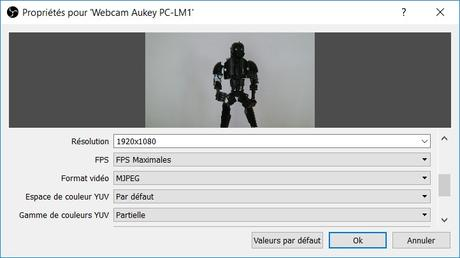 Test Aukey PC-LM1: une Webcam 1080p à l'image nette