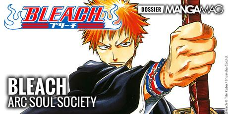 [Dossier] Bleach : Arc Soul Society