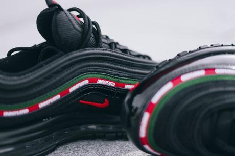 Undfeated x Nike Air Max 97 Black