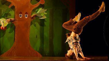 L'Arbre des Découvertes, par la Cie L. Danse