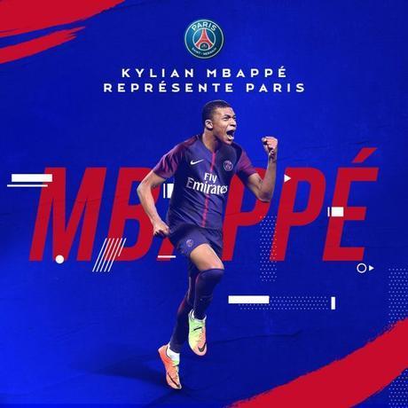 Le premier entrainement de Mbappé au Camp des Loges en image!