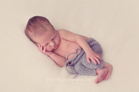photos naissance studio lumiere naturelle