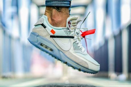 Off White x Nike Air Max 90
