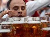 record porter chopes bières battu Allemand