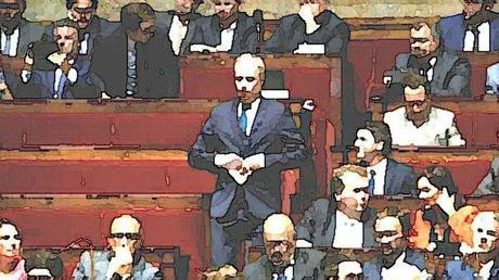 La XVe législature de la Ve République (1)