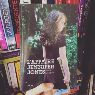 L'affaire Jennifer Jones de Anne Cassidy