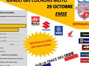 Rando Cochons EMSE Estivaux (19), octobre 2017