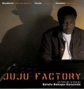 Balufu Bakupa-Kanyinda : «Le cinéma comme art politique»