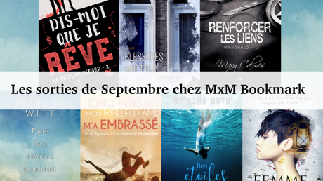 [À Paraître] MxM BookMark – Septembre 2017
