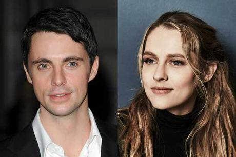 Sky1 A Discovery of Witches Teresa Palmer and Matthew Goode - CAST 2