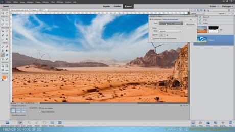 Tuto Apprendre Photoshop Elements 15