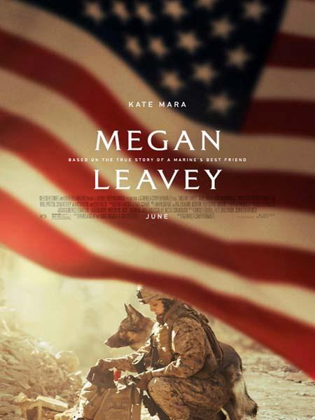 MEGAN LEAVEY (2017) ★★★★☆