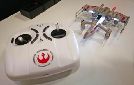 IFA 2017 : Propel dévoile des drones Star Wars pour jouer en solo ou à plusieurs