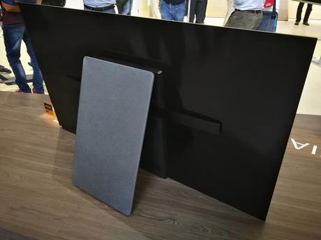 IFA 2017 : Sony annone une TV OLED Ultra HD 4K HDR A1 de 77 pouces
