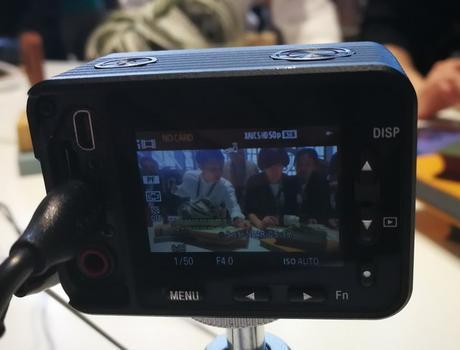 IFA 2017 : Sony lance un nouveau type d'appareil photo ultra compact, à la GoPro, le RX0