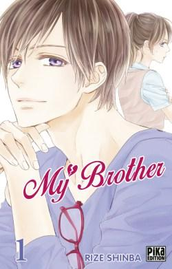 My Brother Tome 1 & 2 de Shinba Rize