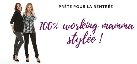 Working mamma stylée